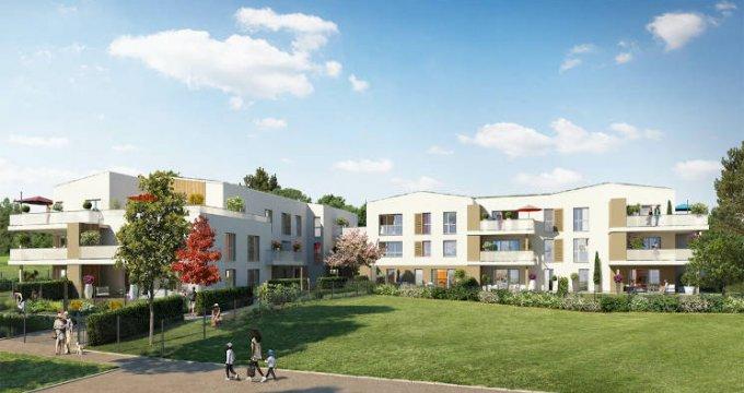Achat / Vente appartement neuf Arnas quartier des Prés du Marverand (69400) - Réf. 4936