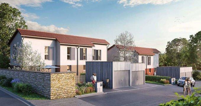 Achat / Vente appartement neuf Bagnols au coeur du Beaujolais (69620) - Réf. 3607