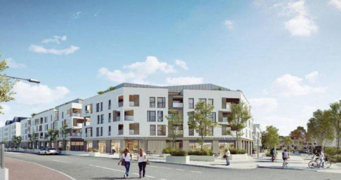 Achat / Vente appartement neuf Brignais au cœur du centre-ville (69530) - Réf. 5104