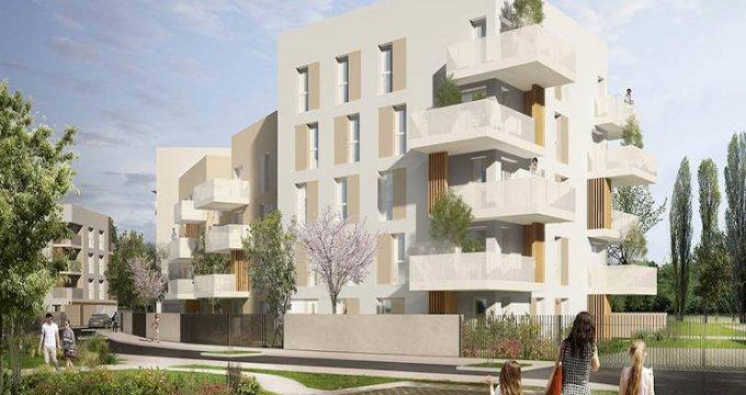 Achat / Vente appartement neuf Brignais quartier résidentiel (69530) - Réf. 4235