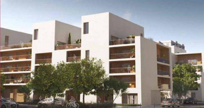 Achat / Vente appartement neuf Bron au cœur quartier le Champ des Possibles (69500) - Réf. 4343