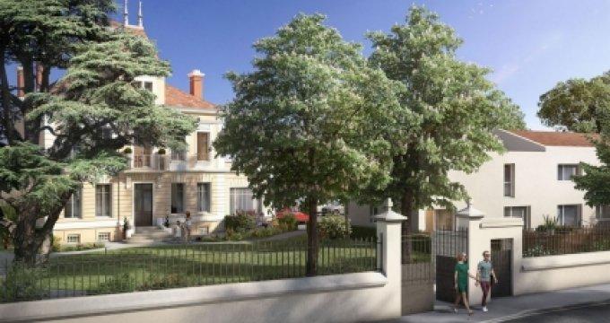 Achat / Vente appartement neuf Bron proche du Fort (69500) - Réf. 2974
