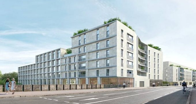 Achat / Vente appartement neuf Caluire-et-Cuire aux pieds des transports (69300) - Réf. 4630