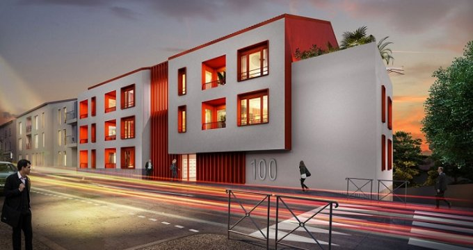 Achat / Vente appartement neuf Caluire-et-Cuire quartier résidentiel (69300) - Réf. 6039