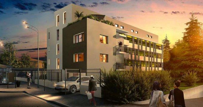 Achat / Vente appartement neuf Caluire proche commerces (69300) - Réf. 2370