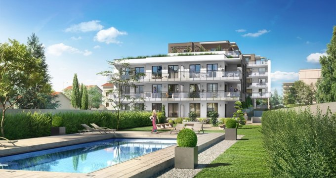 Achat / Vente appartement neuf Caluire Vernay (69300) - Réf. 1506