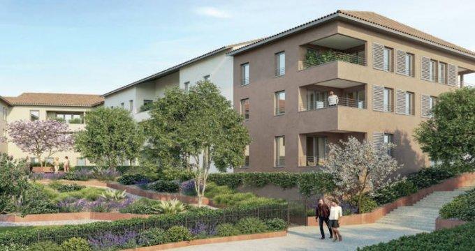 Achat / Vente appartement neuf Chaponost au pied des bus (69630) - Réf. 5509