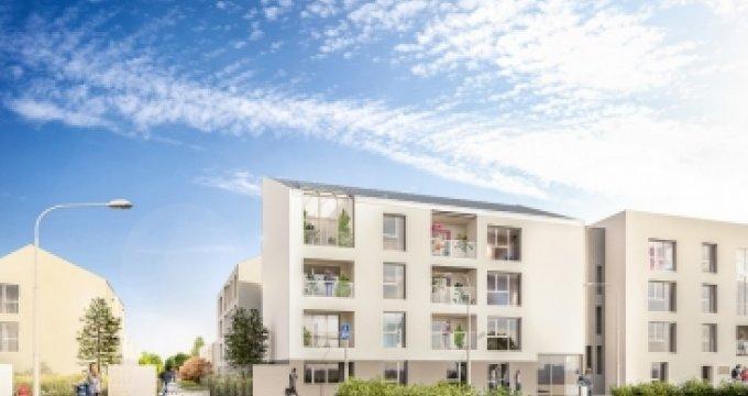 Achat / Vente appartement neuf Chassieu à 10 km de Lyon (69680) - Réf. 1260