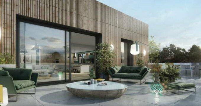 Achat / Vente appartement neuf Collonges-Au-Mont-d'Or proche gare (69660) - Réf. 5594