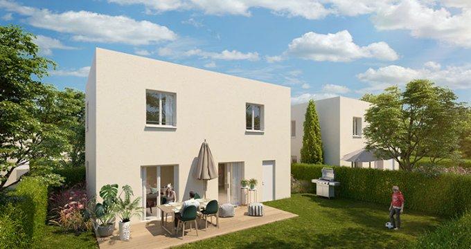 Achat / Vente appartement neuf Dardilly à seulement 11 km de Lyon (69570) - Réf. 1408