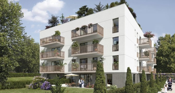 Achat / Vente appartement neuf Écully cœur de ville (69130) - Réf. 304