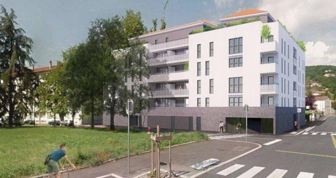 Achat / Vente appartement neuf Givors quartier Plaines-Varissan (69700) - Réf. 2999