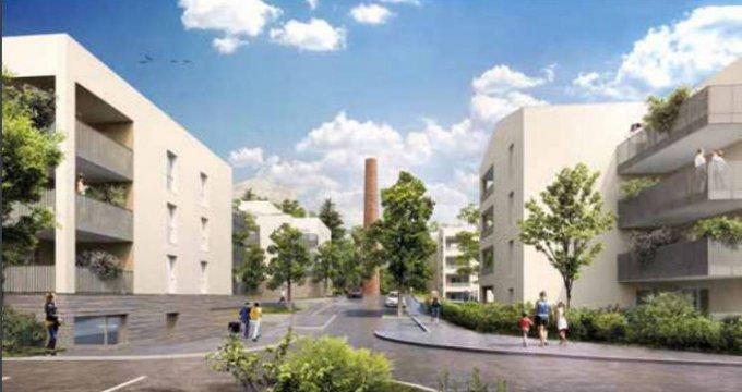 Achat / Vente appartement neuf Gleizé proche de la pharmacie de Claire (69400) - Réf. 4026