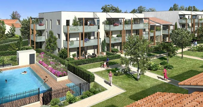 Achat / Vente appartement neuf Lentilly quartier de la Madone (69210) - Réf. 1048