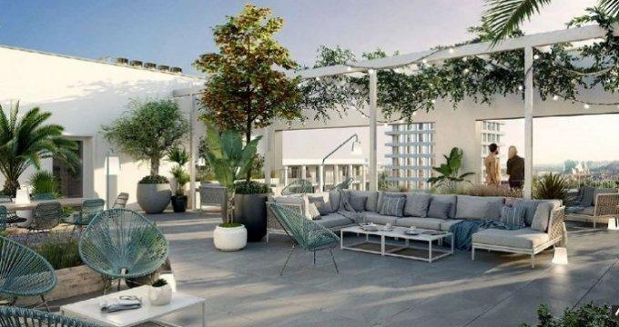 Achat / Vente appartement neuf Lyon 2 Confluence-Montrochet (69002) - Réf. 5036