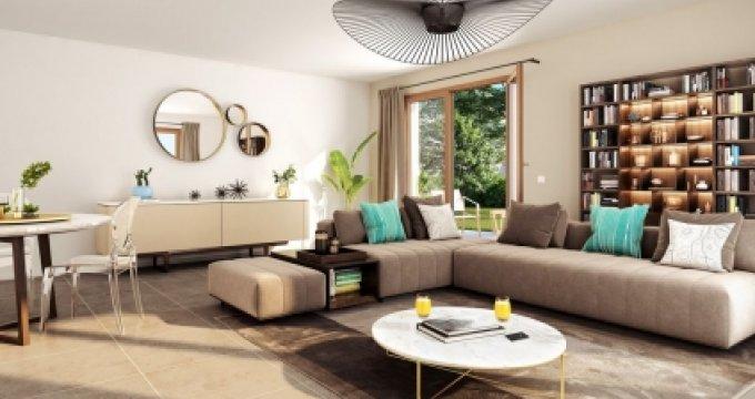 Achat / Vente appartement neuf Lyon 9 proche place de Trion (69009) - Réf. 2988