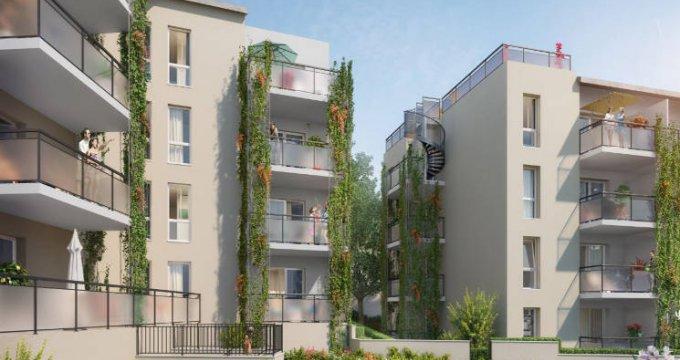 Achat / Vente appartement neuf Neuville-sur-Saône A 10 minutes du centre-ville (69250) - Réf. 3840