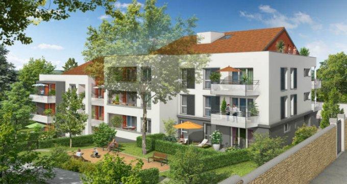 Achat / Vente appartement neuf Neuville-sur-Saône centre-ville à 500 mètres (69250) - Réf. 2921