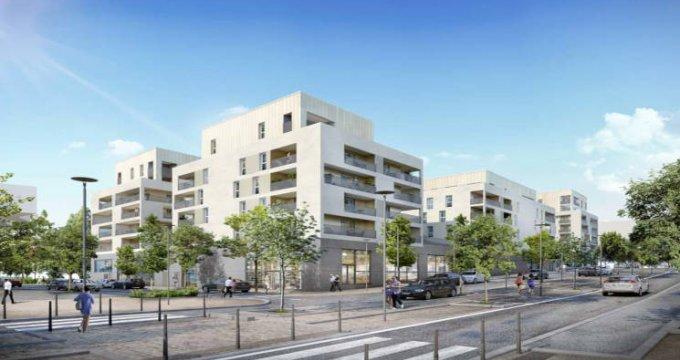 Achat / Vente appartement neuf Rillieux-la-Pape proche centre (69140) - Réf. 2784