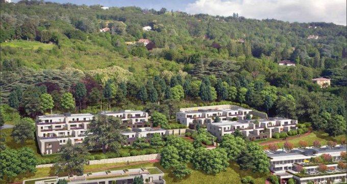 Achat / Vente appartement neuf Saint-Cyr-au-Mont-D'Or sur les hauteurs (69450) - Réf. 5333