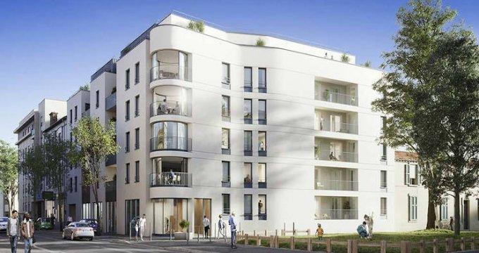 Achat / Vente appartement neuf Saint-Fons hyper-centre (69190) - Réf. 3799