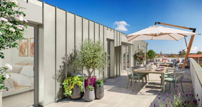 Achat / Vente appartement neuf Saint-Genis-les-Ollières au coeur du village (69290) - Réf. 5984