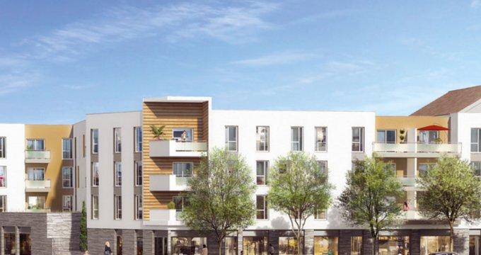 Achat / Vente appartement neuf Saint Priest proche commerces (69800) - Réf. 1769