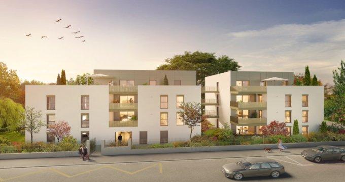 Achat / Vente appartement neuf Sainte-Foy-lès-Lyon quartier résidentiel proche Mairie (69110) - Réf. 5516