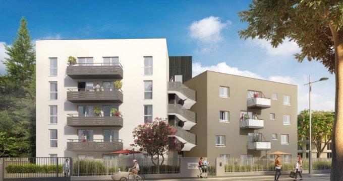 Achat / Vente appartement neuf Tassin-la-Demi-Lune cœur centre-ville (69160) - Réf. 3097