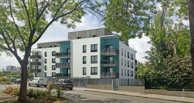 Achat / Vente appartement neuf Vénissieux à proximité du centre (69200) - Réf. 4844