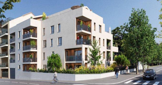Achat / Vente appartement neuf Vénissieux centre proche gare (69200) - Réf. 6013