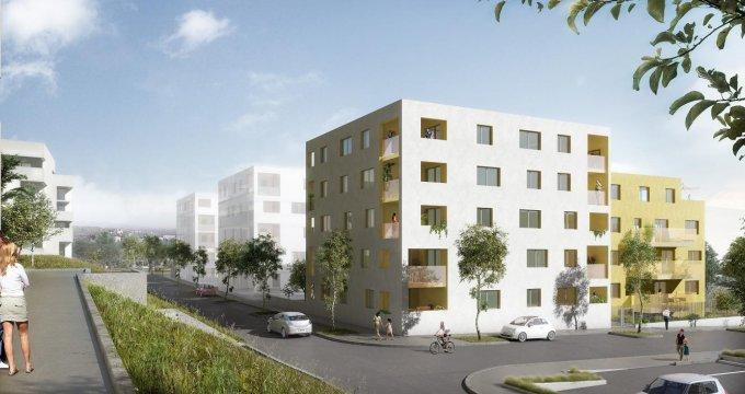 Achat / Vente appartement neuf Vénissieux proche square Romain Rolland (69200) - Réf. 1367
