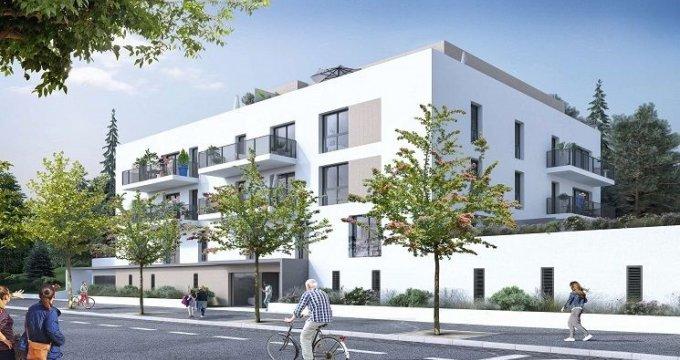 Achat / Vente appartement neuf Vénissieux quartier sud-est (69200) - Réf. 1235
