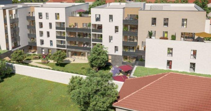 Achat / Vente appartement neuf Villefranche-sur-Saône Résidence seniors (69400) - Réf. 5685