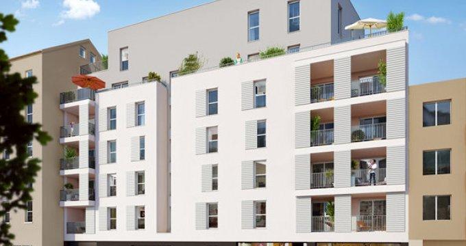 Achat / Vente appartement neuf Villeurbanne proche place Wilson (69100) - Réf. 1196