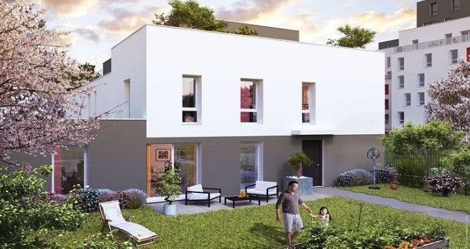 Achat / Vente appartement neuf Villeurbanne secteur Einstein-Salengro (69100) - Réf. 1684