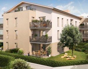 Achat / Vente appartement neuf Brignais cœur de ville (69530) - Réf. 3438