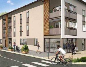 Achat / Vente appartement neuf Brignais proche mairie (69530) - Réf. 960