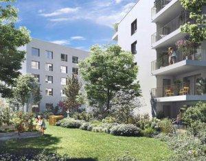 Achat / Vente appartement neuf Bron écoquartier la Clairière (69500) - Réf. 5347