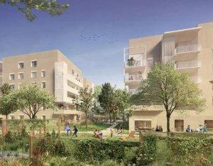 Achat / Vente appartement neuf Bron proche parcs (69500) - Réf. 4466