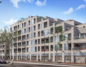 Achat / Vente appartement neuf Caluire-et-Cuire à deux pas du métro C (69300) - Réf. 3991