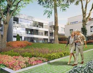 Achat / Vente appartement neuf Caluire-et-Cuire face à la Saône (69300) - Réf. 1765
