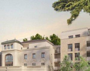 Achat / Vente appartement neuf Caluire-et-Cuire proche commerces et écoles (69300) - Réf. 3884