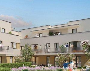 Achat / Vente appartement neuf Charbonnière-les-Bains proche des commerces (69260) - Réf. 4374
