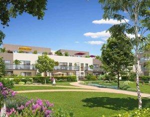 Achat / Vente appartement neuf Charbonnières-les-Bains proche de Lyon (69260) - Réf. 3372