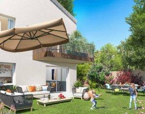 Achat / Vente appartement neuf Chassieu à 15 min de l'aéroport Saint-Exupéry (69680) - Réf. 6252