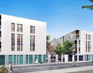Achat / Vente appartement neuf Chassieu proche Aéroport Saint-Exupéry (69680) - Réf. 1348