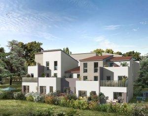 Achat / Vente appartement neuf Craponne centre proche TCL (69290) - Réf. 6335