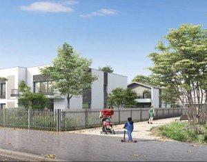 Achat / Vente appartement neuf Décines-Charpieu proche tramway T3 (69150) - Réf. 3358