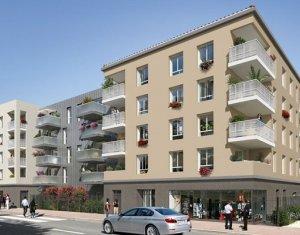 Achat / Vente appartement neuf Décines quartier pavillonnaire Décines-Charpieu (69150) - Réf. 1039